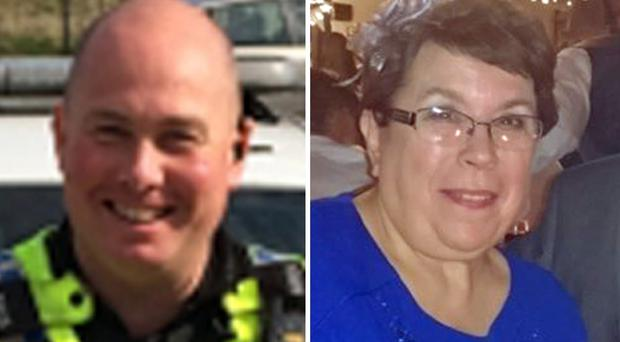 Police have named the two people who died in a car crash in Sheffield on Christmas Day (South Yorkshire Police/PA)