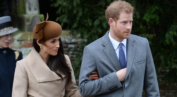 Prince Harry said Meghan Markle had done an