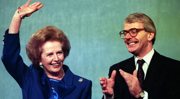 Margaret Thatcher was particularly incensed by John Major's decision to scrap the