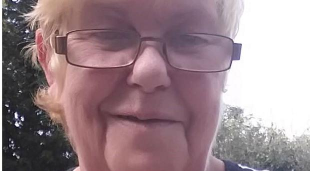 Stephen Searle is accused of murdering his wife Anne (PA)