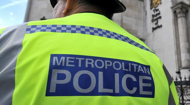 Met Police are investigating (Nick Ansell/PA)