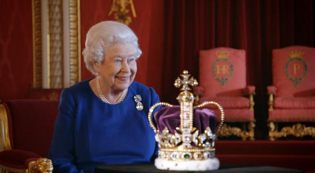 The Queen's coronation took place in 1953 (BBC/Julian Calder/PA)