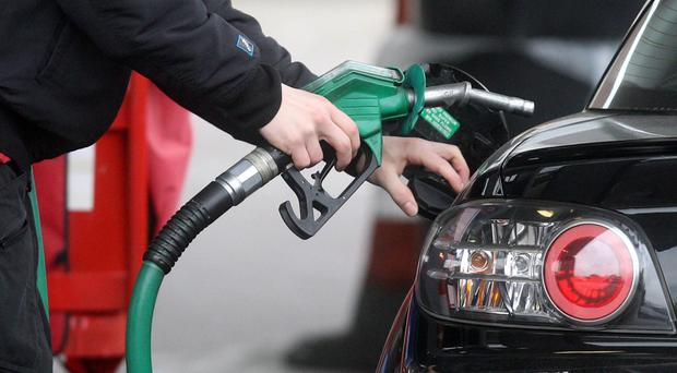 The cost of filling up cars has risen considerably since 2014 (PA)