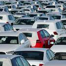 Approximately 2.54 million new cars were registered in 2017 (Gareth Fuller/PA)