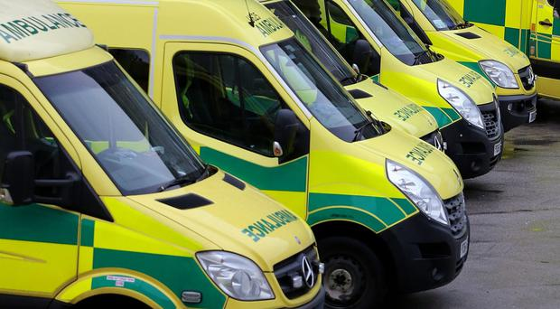 East of England Ambulance Service said it has launched an internal investigation (PA)
