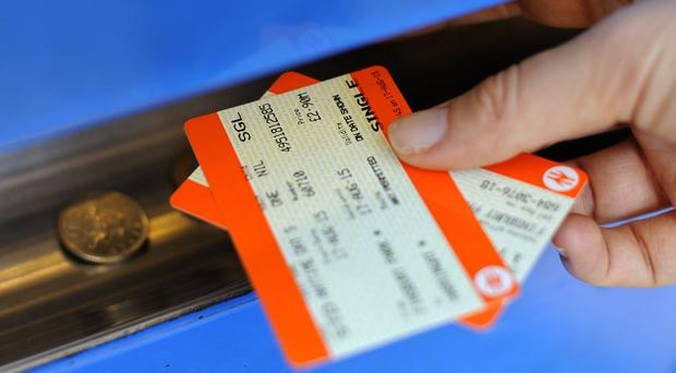 The PM said rises in regulated fares are kept to inflation (PA)