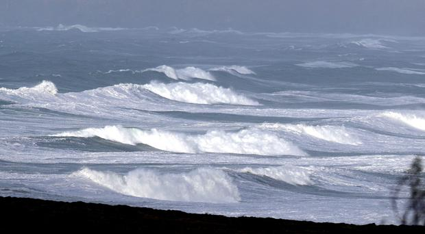 So-called rogue waves are exceptionally powerful and dangerous (Steve Parsons/PA)