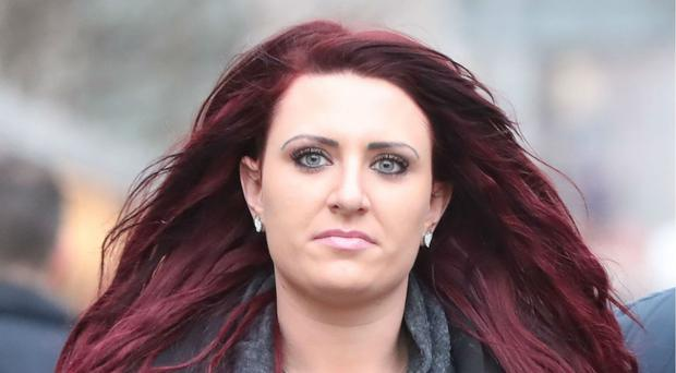 Britain First deputy leader Jayda Fransen faces trial on two hate charges (Niall Carson/PA)