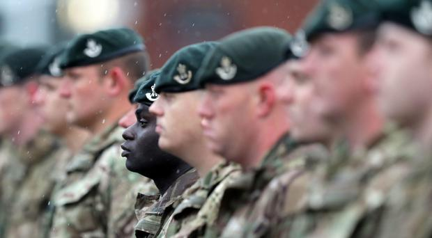 An Army campaign appealing to potential soldiers from different backgrounds comes amid growing concern about recruitment numbers (Andrew Matthews/PA)
