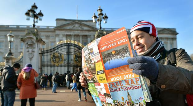 The travel industry has been urged to improve its service for solo travellers (John Stillwell/PA)