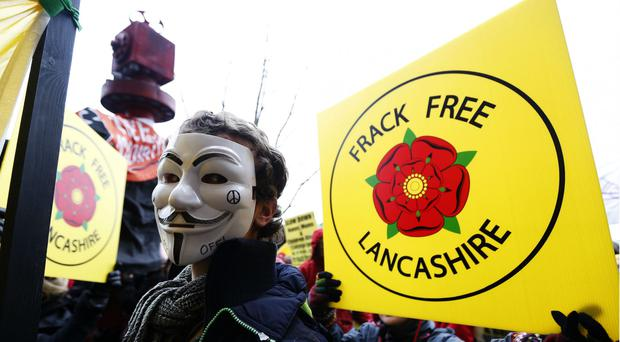 Campaigners fighting to overturn a Government decision to approve a fracking site in Lancashire have lost the latest round of their legal battle (PA)