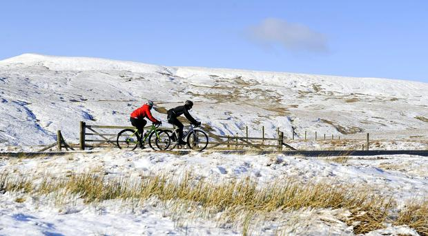 Weather warnings as more wintry weather forecast
