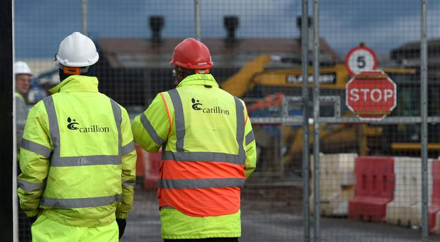 Carillion is understood to have public sector or public/private partnership contracts worth £1.7 billion, including providing school dinners, cleaning and catering at NHS hospitals, construction work on rail projects such as HS2 and maintaining 50,000 Army base homes for the Ministry of Defence.