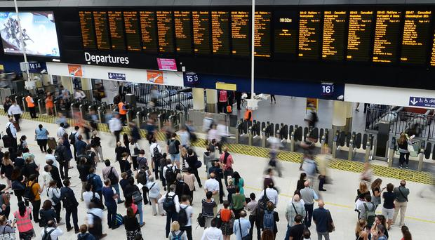 Which? says most commuters have not seen an improvement in their train service (John Stillwell/PA)