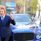Pimlico Plumbers' Charlie Mullins, who is standing for London mayor (Dominic Lipinski/PA)