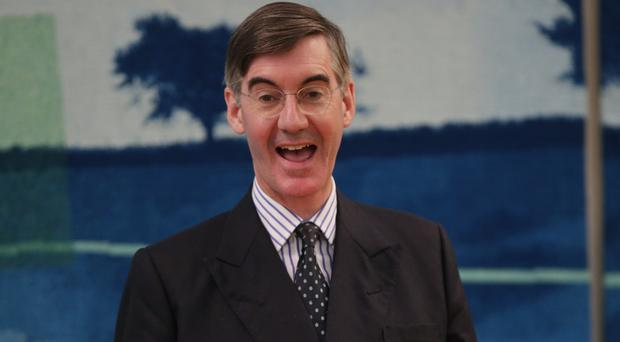 Tory MP Jacob Rees-Mogg warns peers not to hamper Brexit