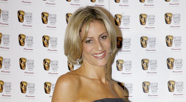 BBC Newsnight presenter Emily Maitlis has condemned the criminal justice system after a man who harassed her for 20 years was jailed again (Yui Mok/PA)