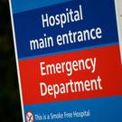 The 79-year-old was taken by ambulance to the Accident and Emergency department at Daisy Hill Hospital in Newry on Saturday evening