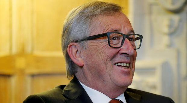 Jean-Claude Juncker told the European Parliament that he could see