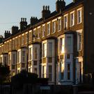 Londoners spend a third of their income on rent (Dominic Lipinski/PA)