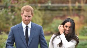 Prince Harry and Meghan Markle will visit Cardiff Castle (Dominic Lipinski/PA)