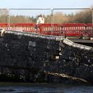 The number of bridges classed as substandard has increased by 7% year-on-year (Andrew Matthews/PA)