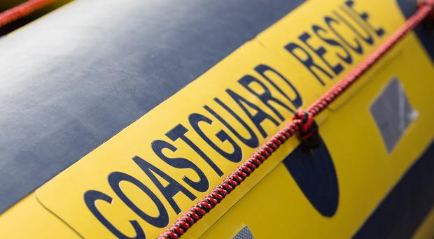 Search for two fishermen missing in sea loch scaled back