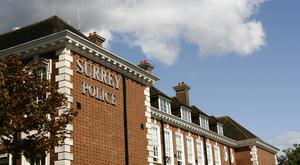 Surrey Police admitted there were flaws in its investigation of a rape allegation. ( Johnny Green/PA)