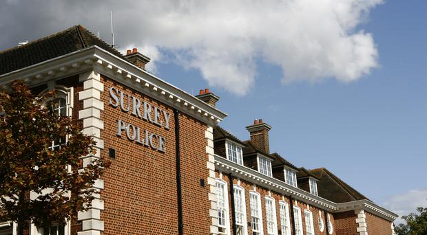 Surrey Police are reviewing all its rape cases (Johnny Green/PA)