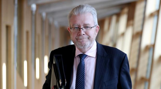 Scotland's Brexit Minister Mike Russell has written to David Lidington (Jane Barlow/PA)