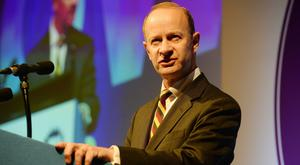 Ukip leader Henry Bolton had earlier insisted he would not quit (Ben Birchall/PA)