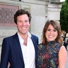 Princess Eugenie and boyfriend Jack Brooksbank have announced they are engaged (PA images)