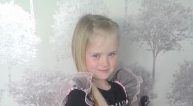 Mylee Billingham died in hospital after she was found with stab wounds at a bungalow in Valley View (West Midlands Police/PA)