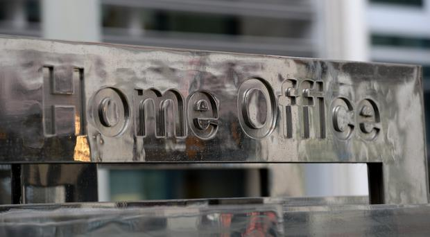 The Home Office has published the latest figures on Tpims (Kirsty O'Connor/PA)
