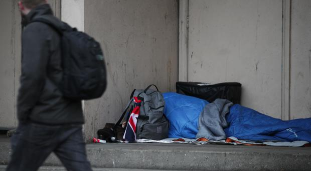New statistics reveal a rise in applications for homelessness assistance