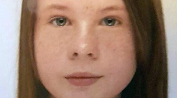 Schoolgirl Ursula Keogh disappeared on Monday (West Yorkshire Police/PA)