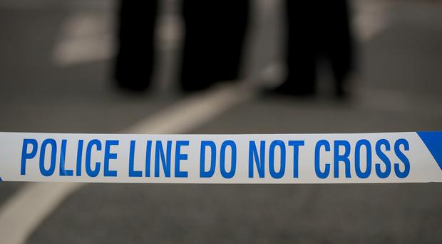 Police were called to Brighouse shortly after lunchtime on Tuesday (Peter Byrne/PA)
