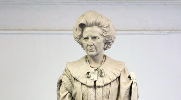 Westminster City Council's planning committee supported the idea for a statue of Baroness Thatcher in principle, but rejected the current proposals (Douglas Jennings/PA)
