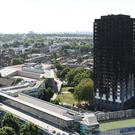 Concerns about the treatment of social tenants were brought into focus by the Grenfell Tower fire last June (David Mirzoeff/PA)
