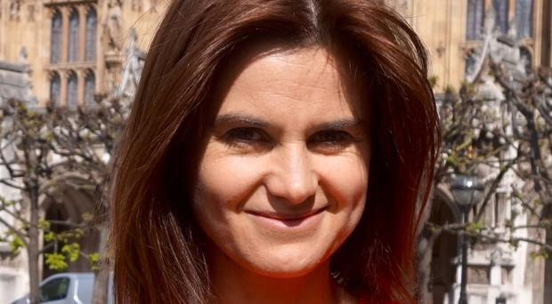 Jo Cox MP, who was murdered by Thomas Mair during the final days of the EU Referendum campaign in June 2016