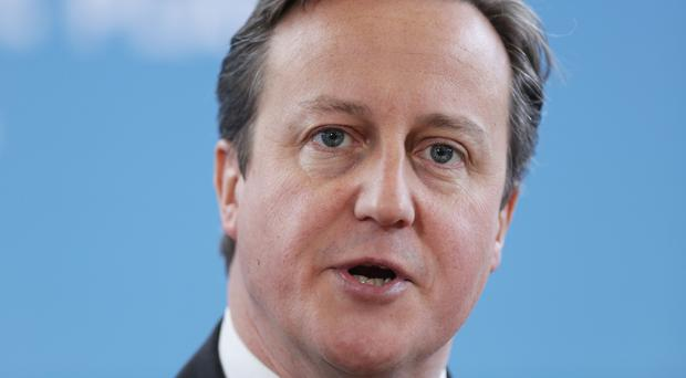 David Cameron says Brexit is going less badly than feared (Yui Mok/PA)