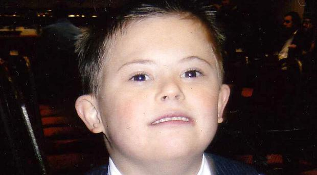 Jack Adcock died at Leicester Royal Infirmary in 2011 after he developed sepsis (Family handout/PA)