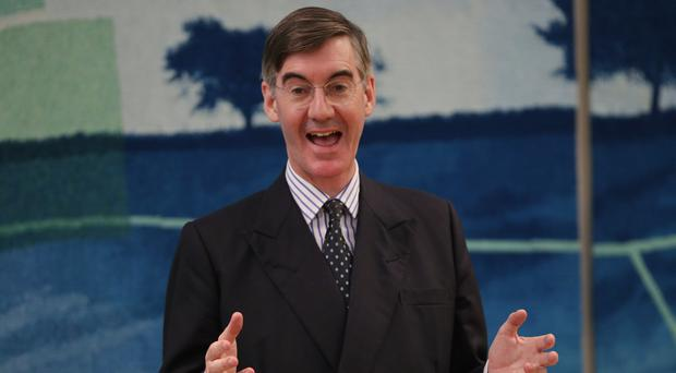Don't be cowed by Brussels, Rees-Mogg to tell ministers