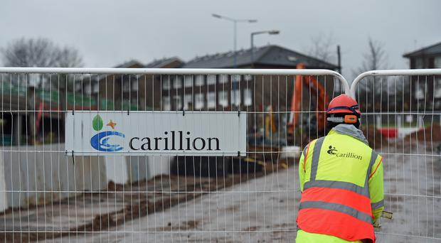Scottish Labour raises concerns over the Carillion crisis