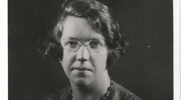 Miss Haining worked at the Scottish Mission School in Budapest during the 1930s and 1940s (Church of Scotland/PA)