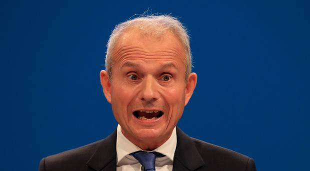 David Lidington (Peter Byrne/PA)