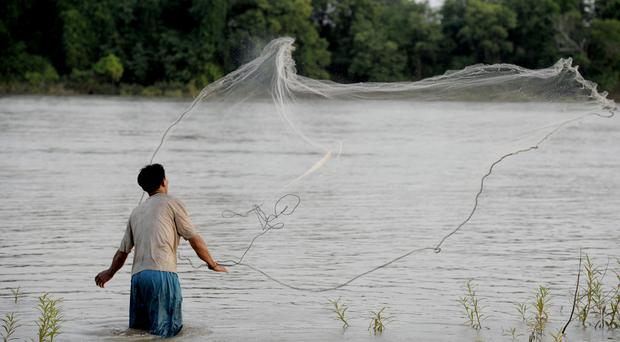 Sciaf's 2018 appeal will help fishermen and farmers in Cambodia (Colin Hattersley/SCIAF/PA)