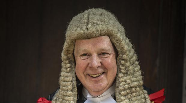 Former lord chief justice Lord Thomas of Cwmgiedd (Lauren Hurley/PA)