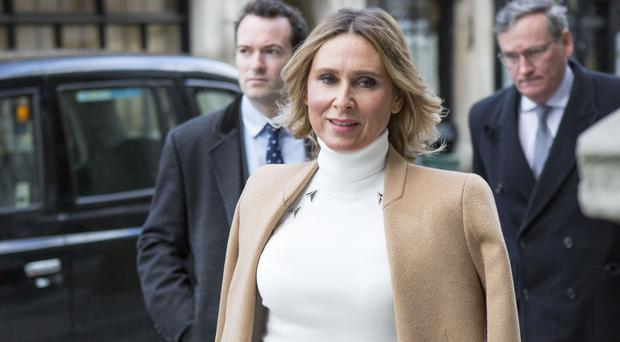 Tatiana Akhmedova was awarded £453 million by a judge after her marriage to billionaire businessman broke down. (Rick Findler/PA)