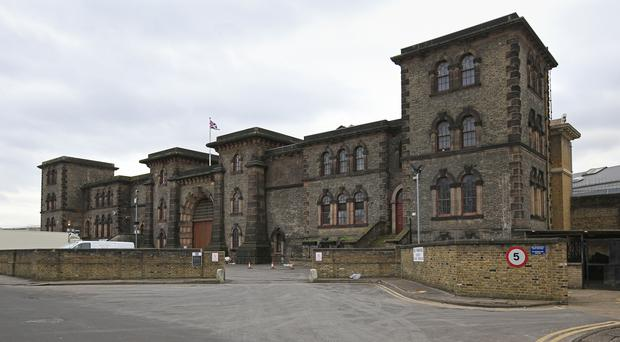 The incident was sparked when a drone was spotted near HMP Wandsworth (Jonathan Brady/PA)